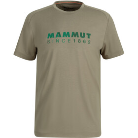 Mammut Trovat T-shirt Herrer, oliven